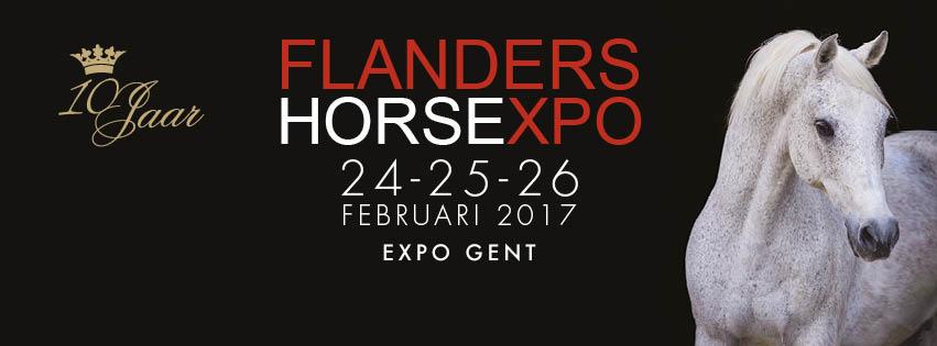 IEEBF op Flanders Horse Expo 2017 te Gent